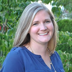 Dr. Paula Stepp, dentist and associate at Smile Surfers in Sumner, Washington